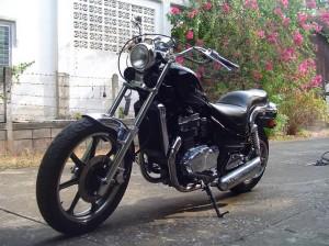 Kawasaki Vulcan 400cc